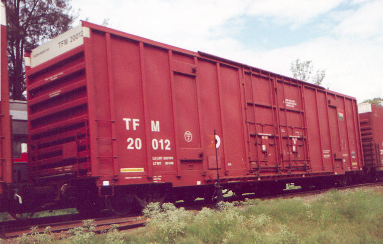 TFM Boxcars