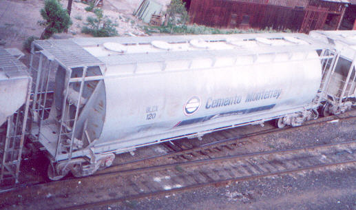 Cemento Monterrey